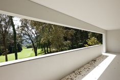 House in Ponte de Lima 3 a recent residential project by the great Portuguese architect Eduardo Souto de Moura is more than the simplicity of its form suggests: