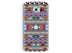 Samsung S5 case, Geometric S5 Case, Geometric phone case, Samsung Galaxy S5 Case, African pattern, Aztec Pattern S5 Case, Case for Galaxy s5