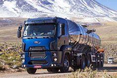 Ford Cargo 2842 6x2 capacidade para 56 toneladas - Brasil
