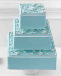 Image result for buttercream wedding cakes blue