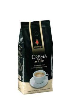 KAWA DALLMAYR Crema d'Oro Ziarnista 1 kg  Łagodna i zrównoważona, idealna jako Caffè z pianką lub Café Crème. Bez zbędnej goryczy. Szlachetny smak. Niepowtarzalny aromat. Specjalna technologia palenia