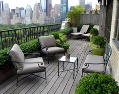 Rooftop Patio Design, Pictures, Remodel, Decor and Ideas - page 43