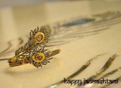 Happy Janamashtami 2016! #mayuracollection #peacockjewellery #janamashtami2016 #celebrationtime #sunitashekhawatjewellery