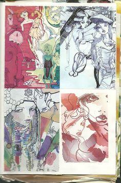 Creative-Idle: Scrapbook: Julie Verhoeven
