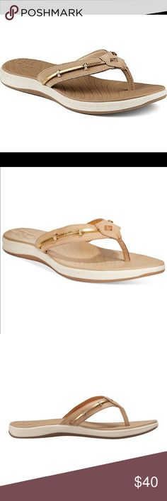 Sperry top sider flip flops These are so comfy!!! Sperry Top-Sider Shoes Sandals