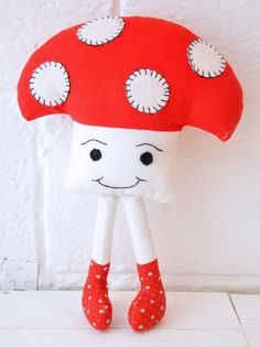 (9) Name: 'Sewing : Tommy Toadstool Sewing Pattern