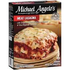 Michael Angelo's Meat Lasagna, 32 oz