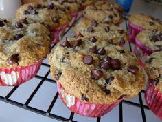 Candace Creations: Gluten Free Chocolate Chip Banana Muffins