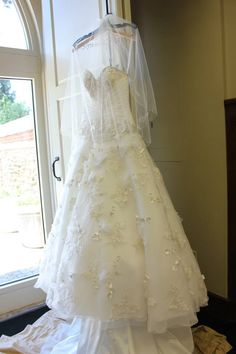 The Graylyn Estate Weddings are exquisite! Here is our Bride Nicole's Dress. Winston Salem, North Carolina, Weddings, Bride, Wedding Dresses, Fashion, Wedding Bride, Bride Gowns, Wedding Gowns