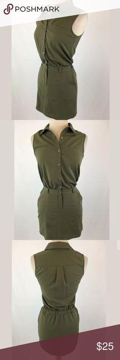 Naked Zebra dress SKU: SD15417  Length Shoulder To Hem: 33 Bust: 36.5 Waist: 26 Fabric Content: 100% Polyester Naked Zebra Dresses