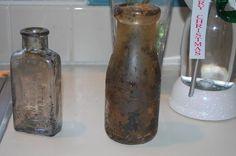 Tips to clean Creek Gunk off old bottles - Friendly Metal Detecting Forums
