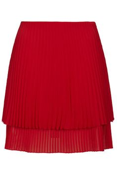 **Sunray Pleated Skirt by Unique $160 at TopShop