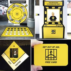 D&AD New Blood Festival 2015 | Exhibition Environment Signage Graphics | Award-winning Graphic Design | D&AD