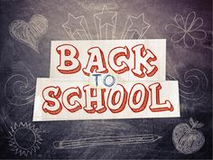 Back to School Graphics PowerPoints for Church