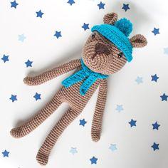 ༺༺༺♥Elles♥Heart♥Loves♥༺༺༺ ........♥Crochet Amigurumi♥........ #Amigurumi #Patterns #Crochet #Softies #Childrens #Toys #Handmade #Teddy #Doll #Tutorial #Patterns #Collectable~ ♥Tiny Happy Fox Bear