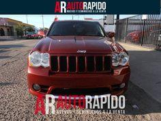 2009 Jeep Grand Cherokee SRT8, Hermosillo, AR175506