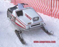 Vintage Sled, Vintage Racing, Snow Machine, West Yellowstone, Snow Fun, Snowmobiles, Atv, Yamaha, Montana
