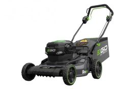 Ego Power Plus Cordless 50cm Steel Deck Lawnmower c/w 7.5Ah Battery and Charger