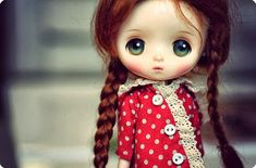 My blythe and me: JerryBerry Dolls ♥
