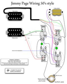 Getting all the strat tones with 2 humbuckers how to wire on doug aldrich pickup wiring diagram Eric Clapton Pickups Guitar Pickup Wiring