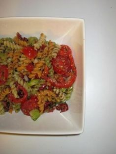 Blog de recettes Weight Watchers Propoint... Ou pas!: Salade de pâtes à la moutarde - Weight Watchers Propoint