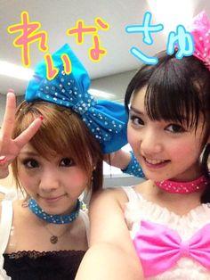 道重さゆみ(モーニング娘。) 公式ブログ/ツーショット祭 画像1