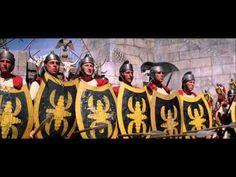 King of Kings Romans Crush Judean Revolt King Of Kings, Watch V, Roman Empire, Romans, Revolution, Crushes, Movie Scene, Challenges, Videos