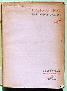 André Breton : L' Amour fou