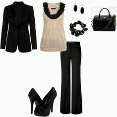 .interview outfit