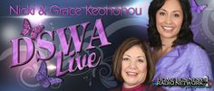 @DSWA Nicki and Grace Keohohou Direct Selling Women\'s Alliance Show  on http://homebusinessradionetwork.com/c/KimPinder @homebusradio #homebusinessradionetwork
