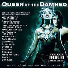 (2002) Queen of the Damned.  Can we say hot guy in a tub full of rose petals is the best part of this movie?  Most tragic? Aaliyah dead at 22.