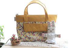free pattern - kids bag