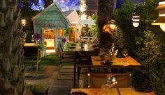 想要什麼香料直接摘 綠餐廳讓你呼吸到最新鮮的空氣、吃到最新鮮的食材 - La Vie行動家 設計改變世界