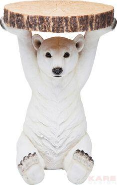 Mesa auxiliar Polar Bear...lindo