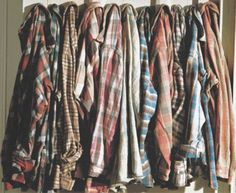 22e4c7ebca1d HoBo -OverSized Mystery Grunge Flannels-All Sizes   Colors