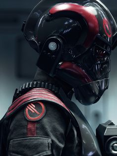 Inferno Squad, an Imperial Special Forces Unit.
