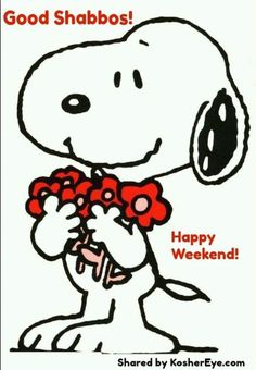 Shabbat Shalom Images, Good Shabbos, Shavua Tov, Snoopy Cartoon, Happy Sabbath, Snoopy Love, Cartoon Background, Happy Weekend, Holidays And Events