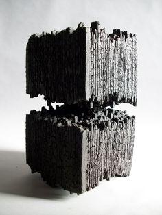 Grès noir. Norbert Botella