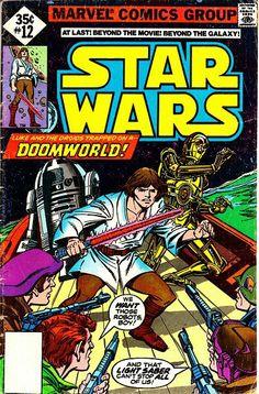 Marvel Star Wars Issue 12