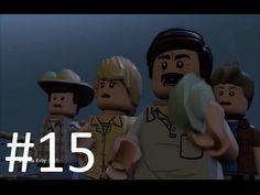 LEGO Jurassic World Game Level 15: The Bird Cage (Gameplay Walkthrough HD) - http://www.nopasc.org/lego-jurassic-world-game-level-15-the-bird-cage-gameplay-walkthrough-hd/