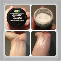 Feeling Younger. Click through for Jen's review of this Lush product! #Lush #beauty #crueltyfree