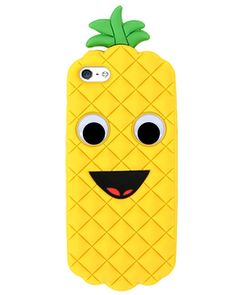 PINEAPPLE IPHONE CASE - iPhone 5/5S from Shop Jeen