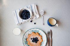 morning breakfast blues.
