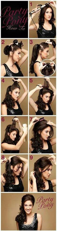 Texas style Hair
