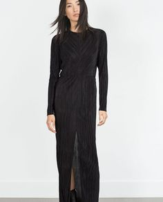 PLEATED DRESS-Woman-NEW IN | ZARA United Kingdom