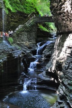 Watkins Glen State Park located in the picturesque Finger Lakes of New York, provides a day of family fun!  - Watkins Glen, NY - Kid friendly activity ... - Trekaroo
