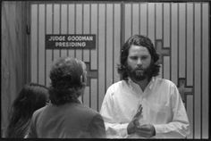 World. A Miami court sentences Doors leader Jim Morrison to six months in prison and a fine of $500 for allegedly exposing himself during a concert there in March of the previous year. The case is still on appeal when Morrison dies the following July.