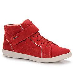 Tênis Casual Dakota B6144 - Vermelho