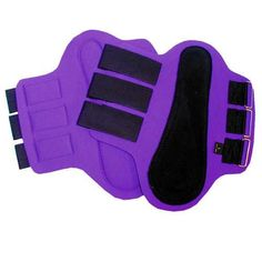 Centaur Neoprene Splint Boot with Padded Suede and Three Straps Sold in Pairs