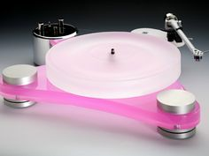 The Most Ridiculous Products Marketed to Women ----> 4. Turntables